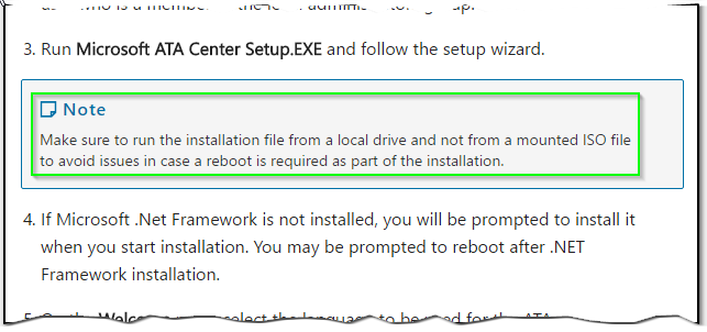 ATA Center – Installation failed  Error code: 0x80070002 - Onevinn