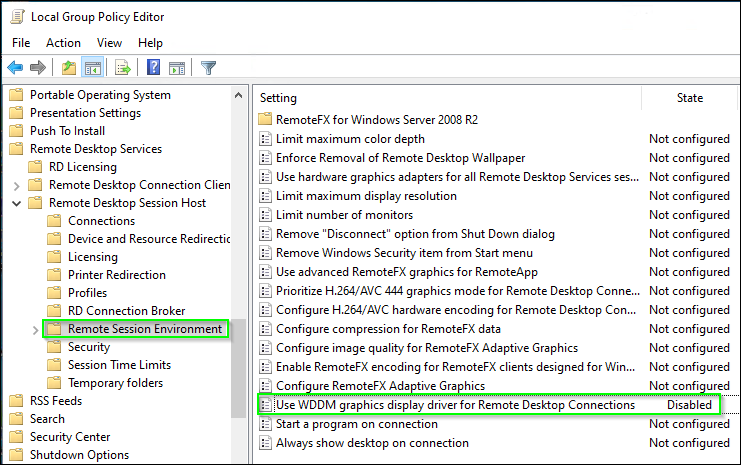 Hyper-V Guests with Windows 10 (1903) hangs when using